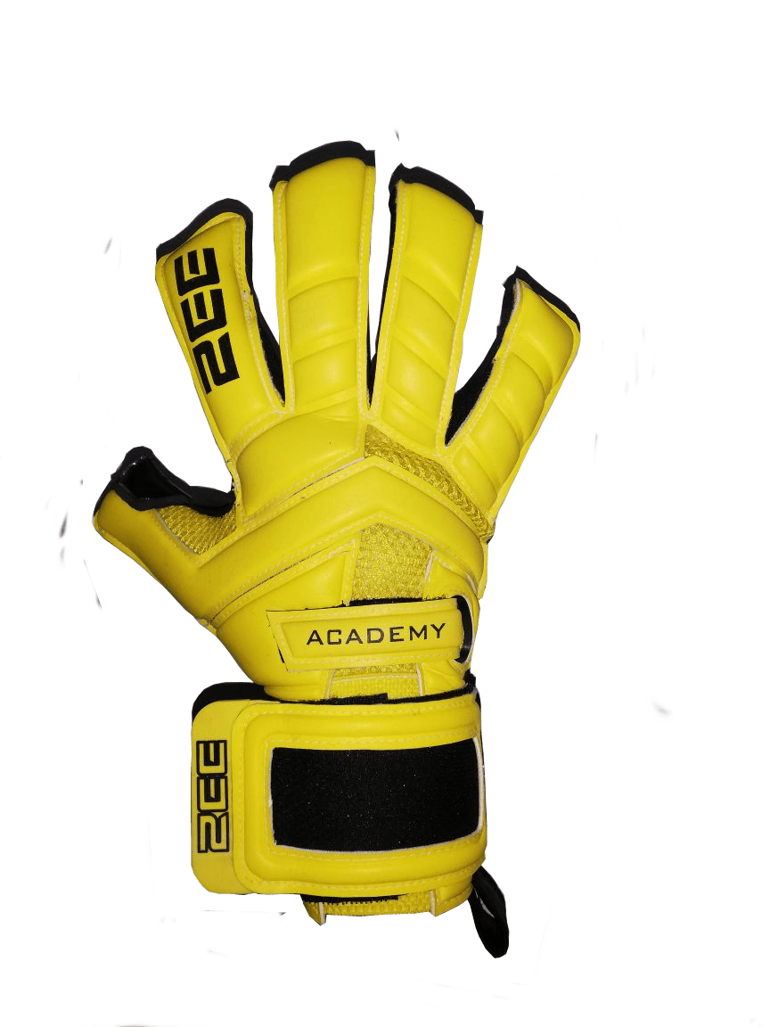 ZEE Academy Goalkeeper Gloves Prototypes