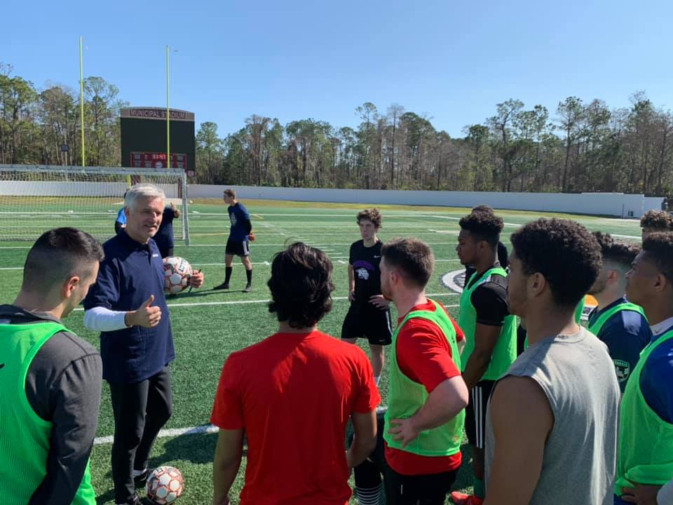 Pro-Soccer Has Moved to Town – Daytona Soccer Club – ZEE