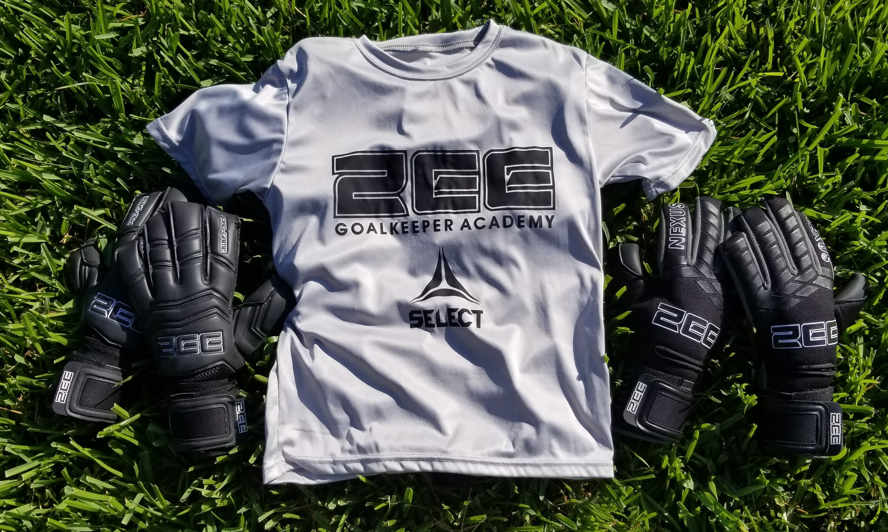 ZEE Goalkeeper T-shirt