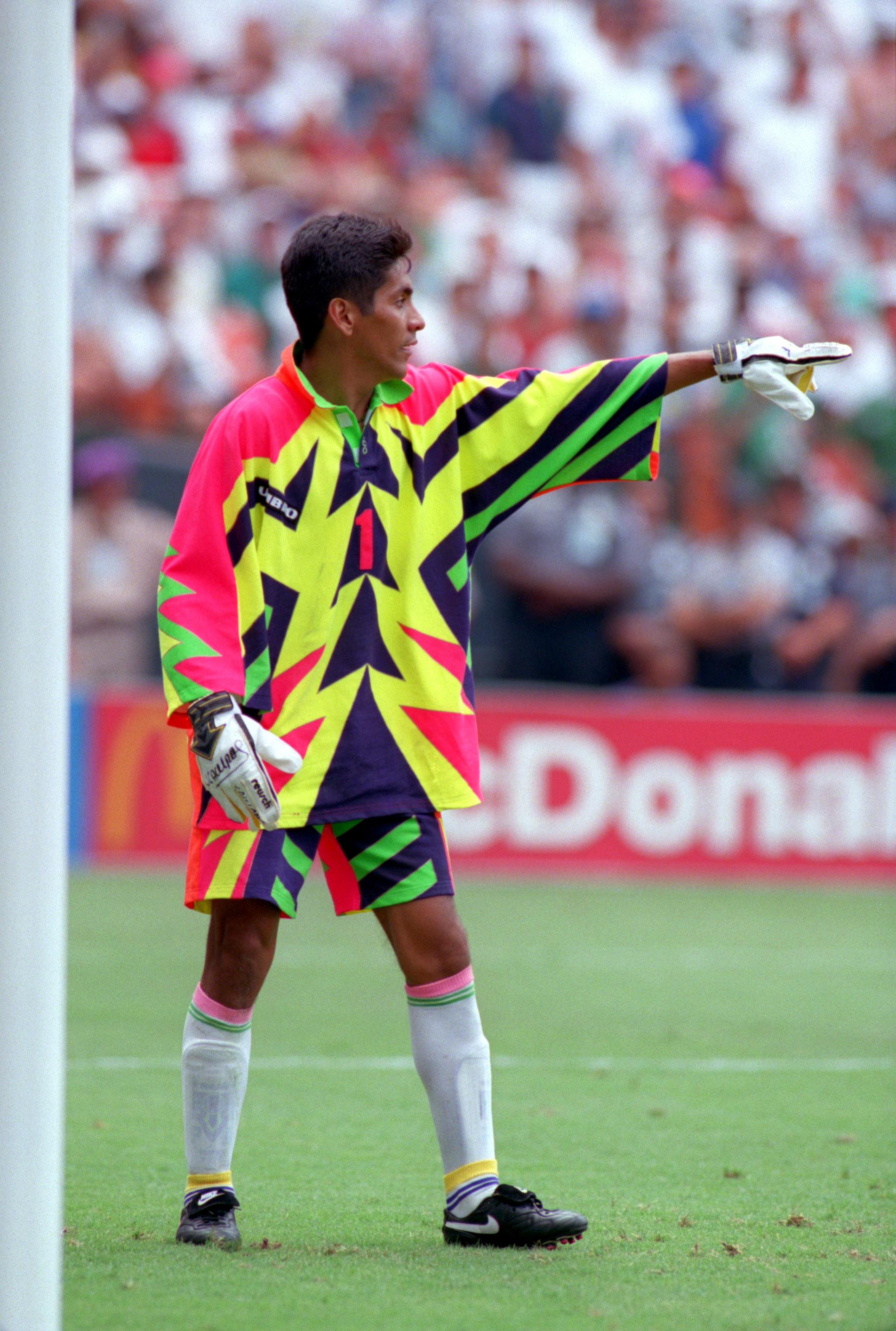 Short Goalkeeper Campos