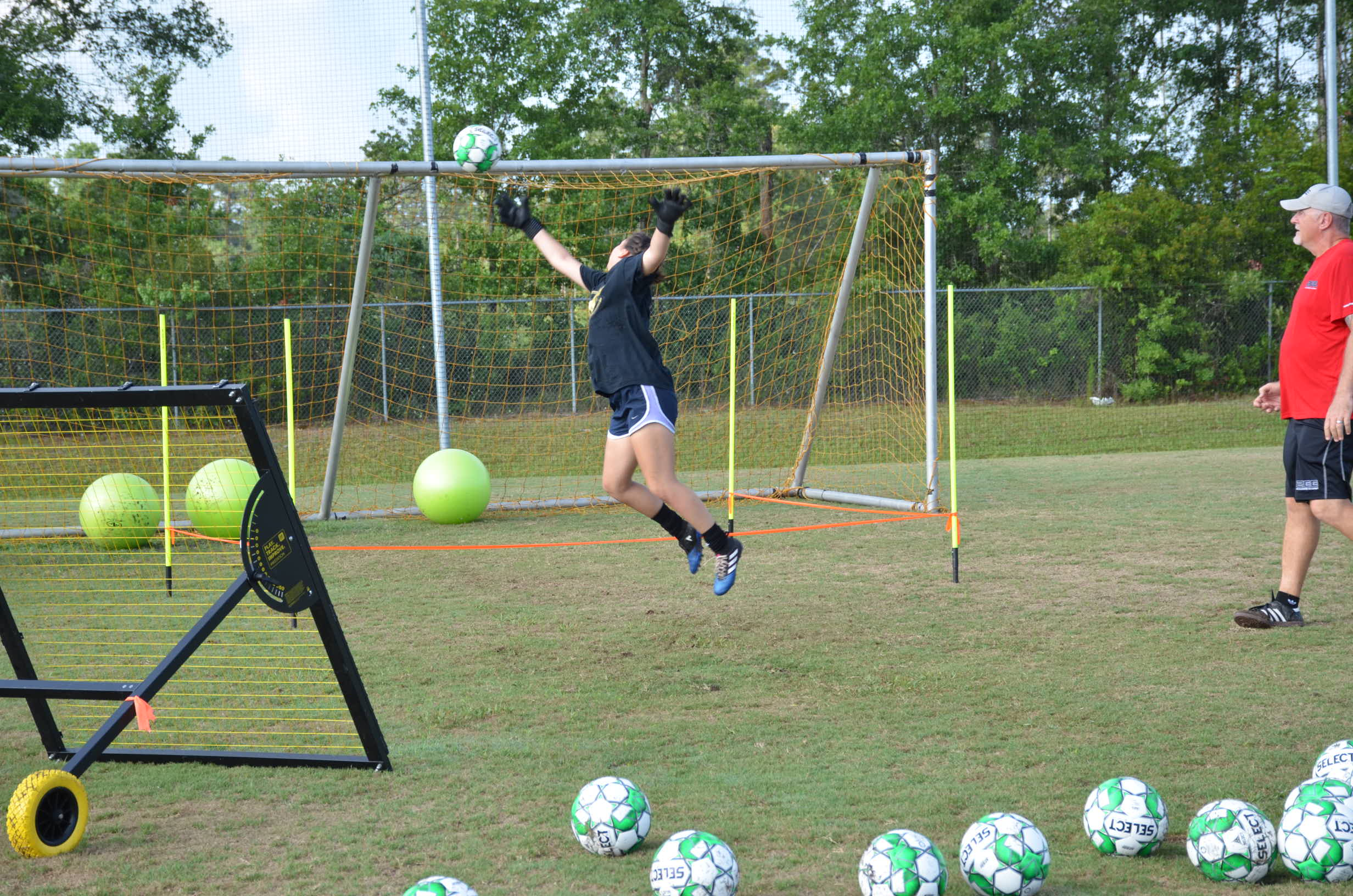 Lake City Florida Goalkeeper Camp