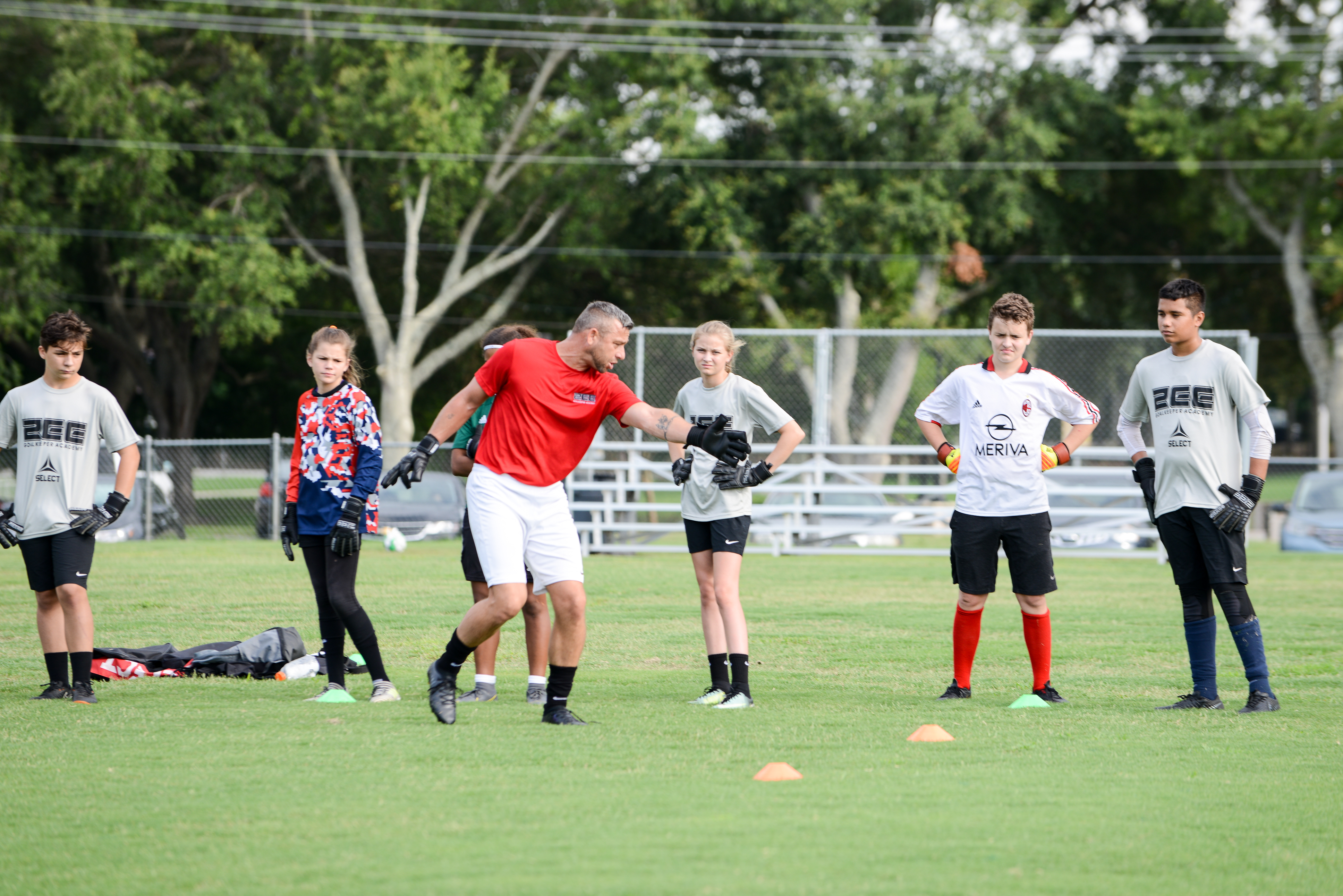 Soccer Innovations Goalkeeper Camp Port Orange Florida